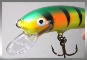 Nils Master INVINCIBLE Floating Wobbler, Größe: 12 cm, Farbe: 027 Orange Head Tiger, Gewicht: 24 Gramm