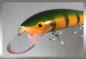 Preview: Nils Master INVINCIBLE Floating Wobbler, Größe: 15 cm, Farbe: 007 Real Perch, Gewicht: 30 Gramm